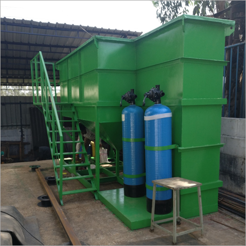 Effluent Waste Water Treatment Plant