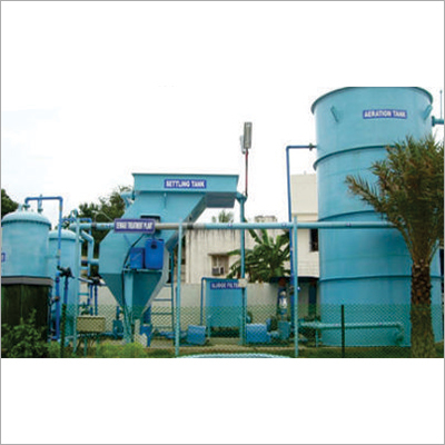 Commercial Sewage Water Treatment Plant