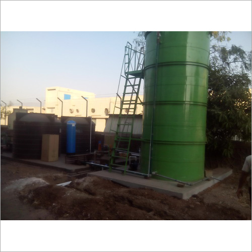 KW Packaged Sewage Treatment Plant