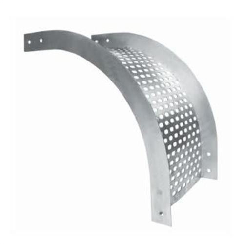 Perforated Tray Vertical Bend