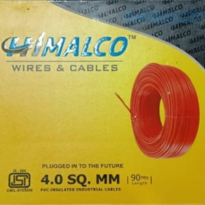 PVC Sheathed Three Core (Submersible) Copper Cables