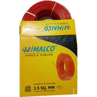 Multi strand PVC Innsuled and Unsheathed Single Core Copper Cables