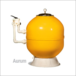 8000 LPH Residential Pressure Sand Filters