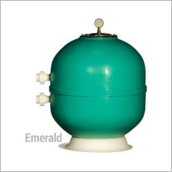 11000 LPH Residential Pressure Sand Filters