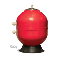 19000 LPH Residential Pressure Sand Filters