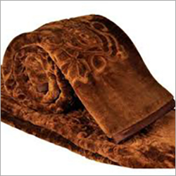 Brown Mink Blanket