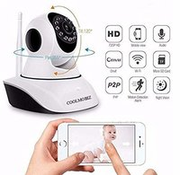 2MP P2P Intelli Eye Two Antenna CCTV Camera