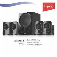 IMPEX Speaker 4.1 (RHYME 4)