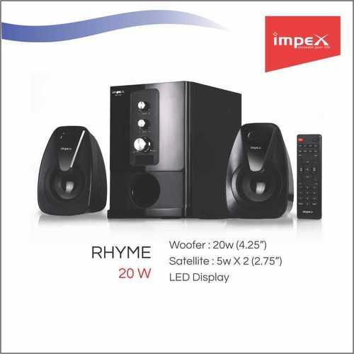 IMPEX Speaker 2.1 (RHYME)