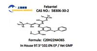 Febantel  Cas No.: 58306-30-2