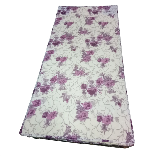 Floral Printed Bed Mattress
