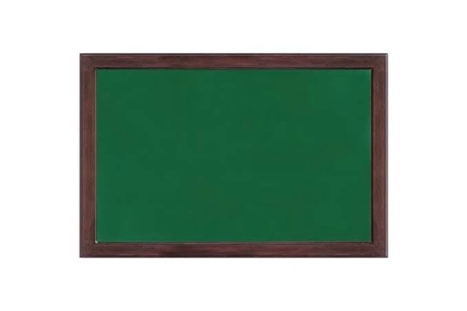 White Board/Green Board With Wooden Frame 2x3