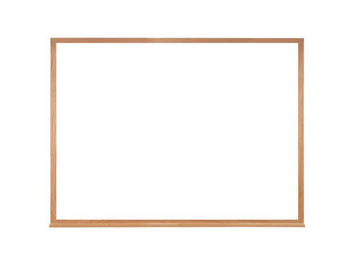 White Board/Green Board With WOODEN Frame 3x3