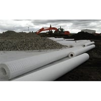 Non Woven Polyester Composite Drainage Geotextile