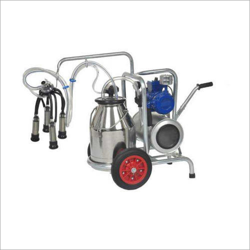 Portable Milking Machine