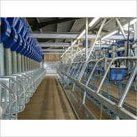 Swing Over Milking Parlor