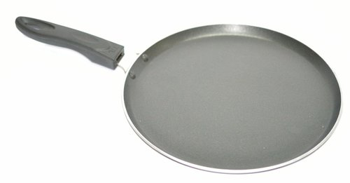 Tosaa Non-Stick Cookware Flat/Dosa Tawa, 26cm