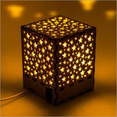Decorative Cube Lamp
