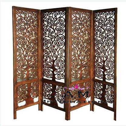 wooden partition room seperator