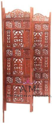 wooden screen room partition