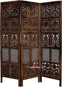 hand made room partition