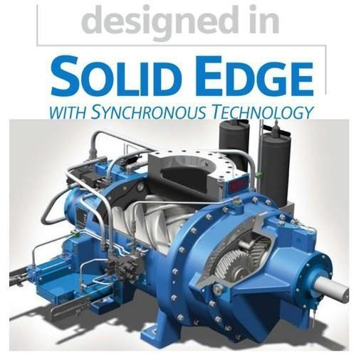 Solid Edge PLM software