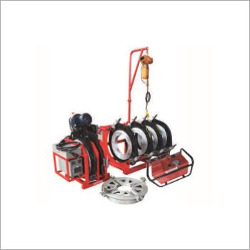 Wassertek Hydraulic and Semi Automatic Butt Fusion Machine