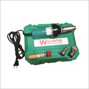 Wassertek Hot Gas Welding Machine