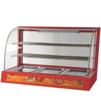 Hot Case Display Counter