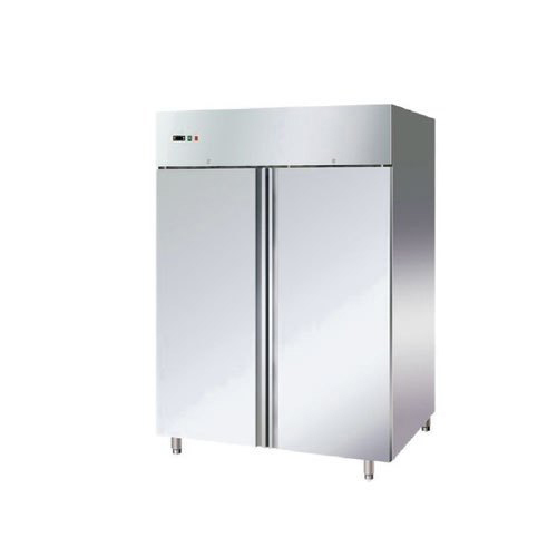 SS Double Door Freezer