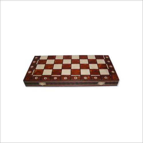 Consul Wooden Chess