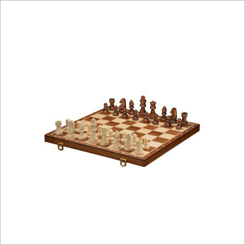 Orion 38 Wooden Chess Set