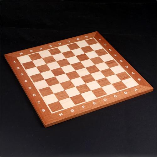 No 4 Staunton Wooden Chess Board