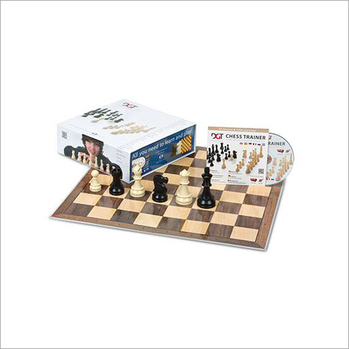 Starter Box And CD Plastic Chess