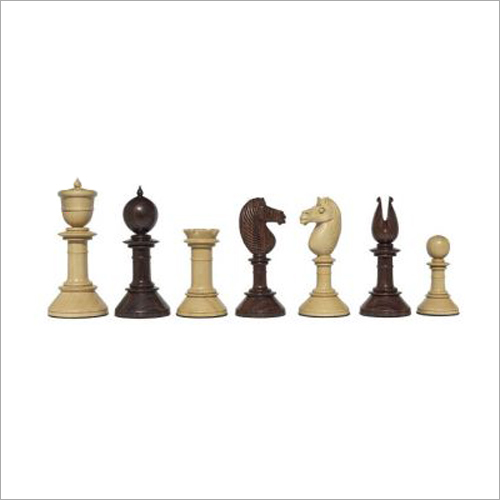 Chess Pieces Northern Upright