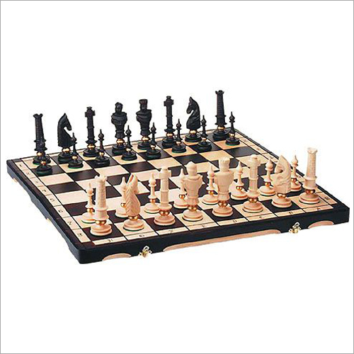 Sculptured Chess