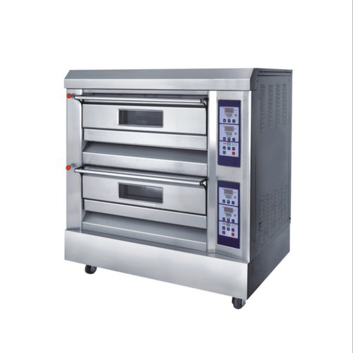 SS Electric Pizza Oven