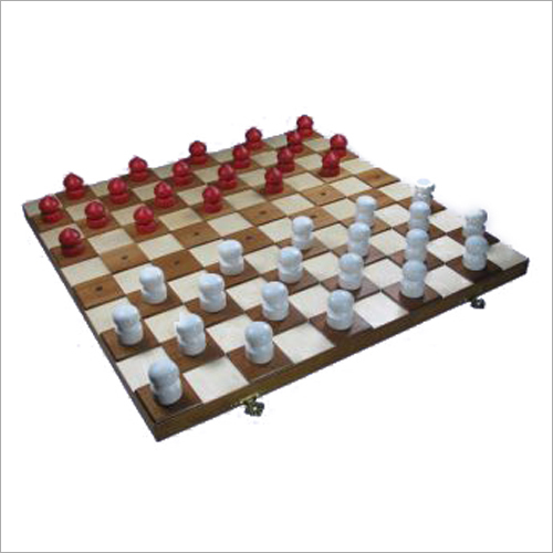 Checkers Board for Blinds