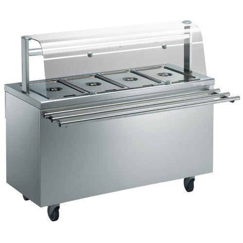 SS Bain Marie Food Service Counter