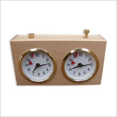 Wooden Chess Clock