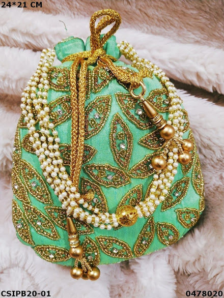 Beautiful and Elegant Potli Bags