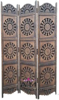 antique design room divider