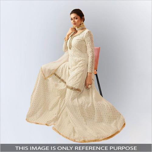 Chikankari Sharara Suit