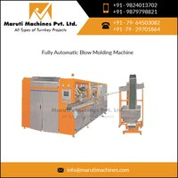 Maruti automatic pet blow molding machine