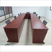 Wooden Office Conference Table