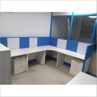 L Shape Office Workstation