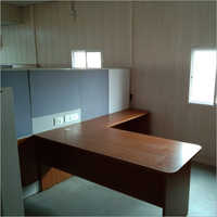 Office Single Desk Workstation