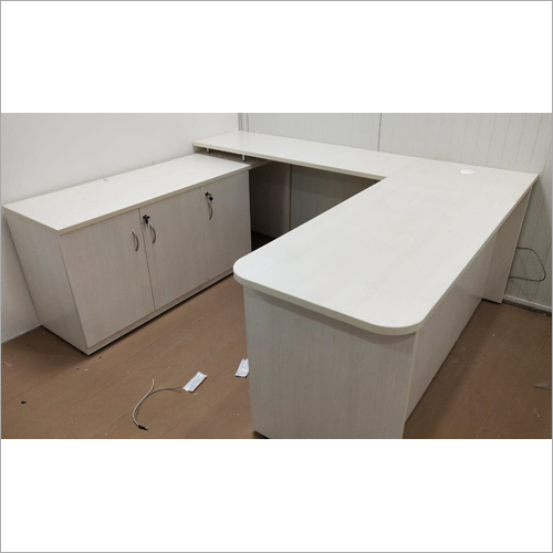 Modular Two Seater Office Workstation
