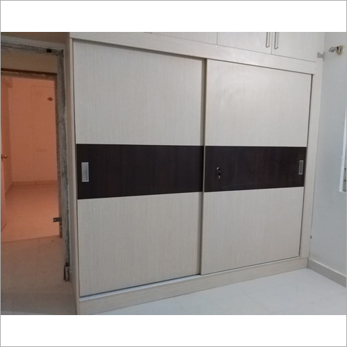 Slide Door Wardrobe