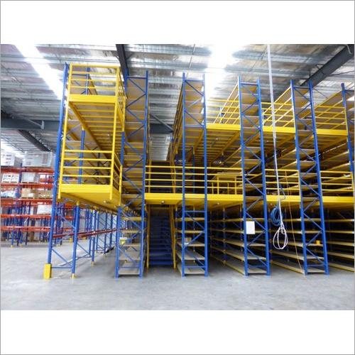 Mezzanine Storage Rack Floor